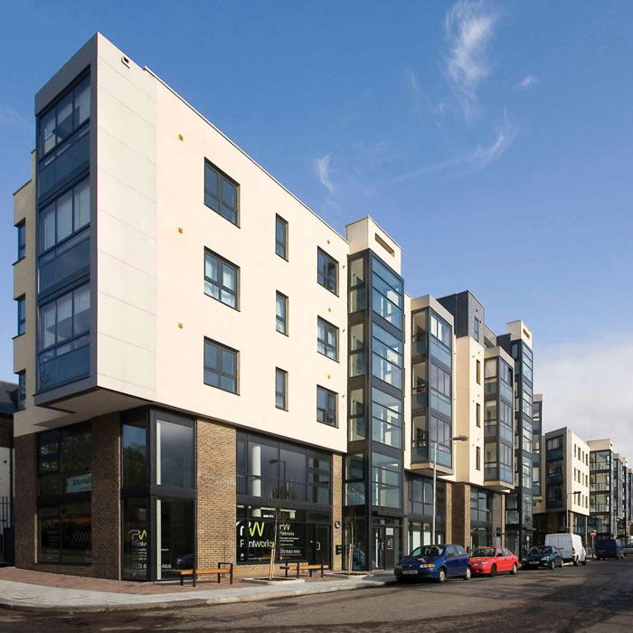 Clay Terrace Apartments: 2009 SHORTLISTED SCHEMES > Completed Schemes / The Housing