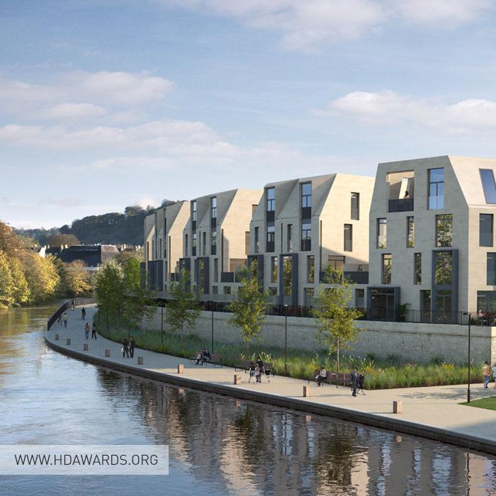 Bath Western Riverside The Housing Design Awards
